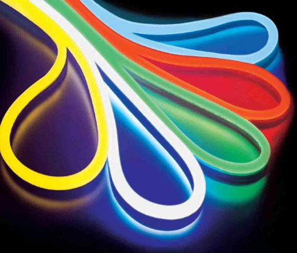 Đèn led dây ống trang trí khách sạn, nhà hàng, bar karaoke - LED-Flex-Neon
