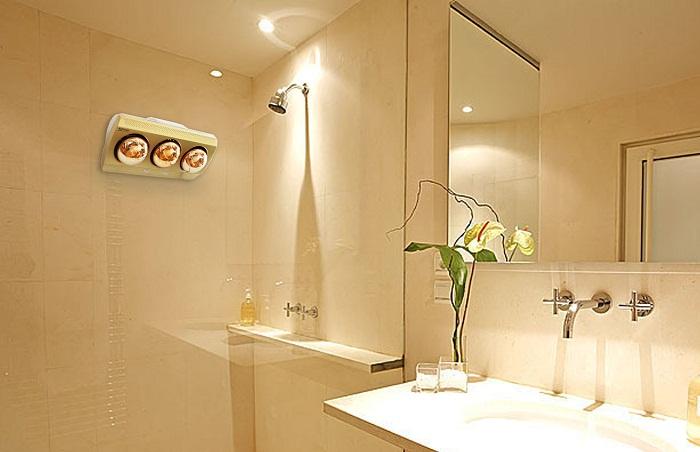 Đèn sưởi nhà tắm Kottmann dòng Vàng (KOTT-GOLDEN)