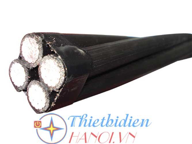 Cáp nhôm vặn xoắn ABC 4x11 mm2 - Cadi NH
