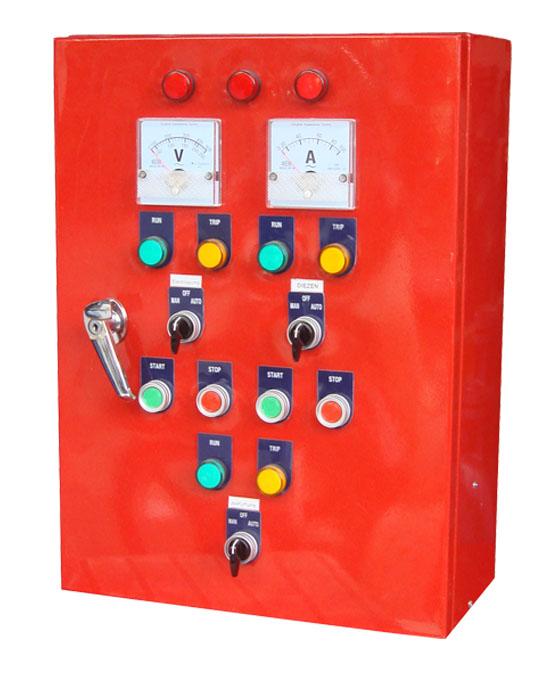 Tủ điện điều khiển bơm - Tủ bơm chữa cháy